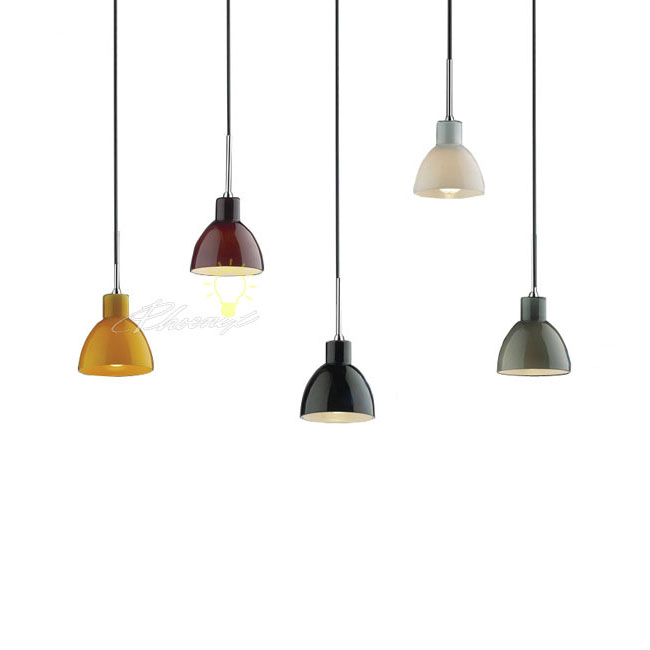 Modern Little Depolished Glass Pendant lighting 7624