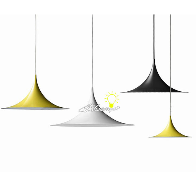 Modern Simple Aluminium Pendant lighting 7855