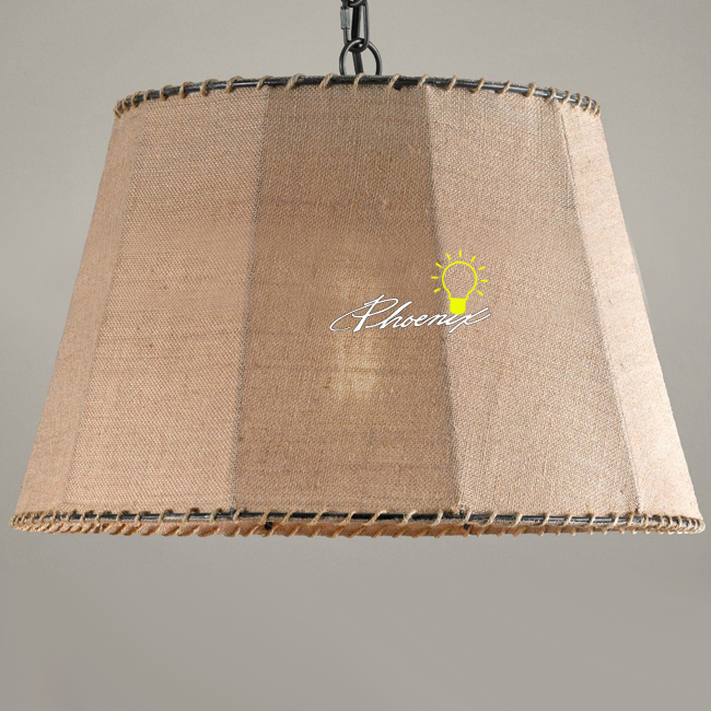 North Flax Shade Pendant Lighting 7894