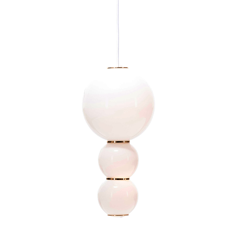 Pearls C Suspension lamp by Formagenda 18488