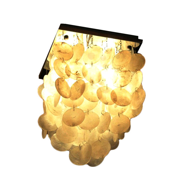 Modern Shell Recessed Lighting 11347