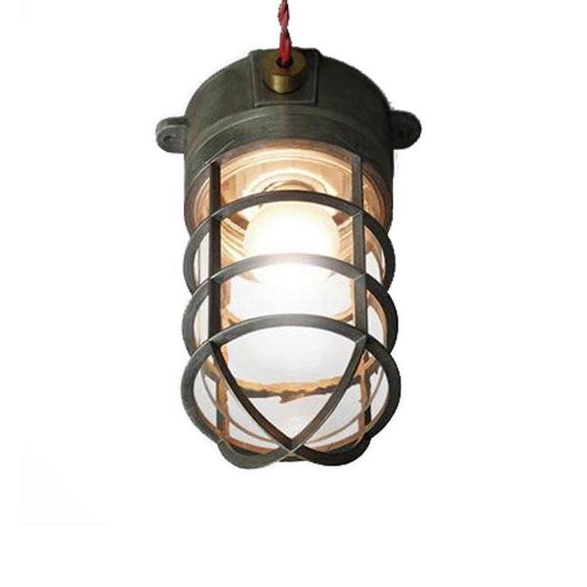 Industrial Metal Boom Proof Ceiling Lighting 11950