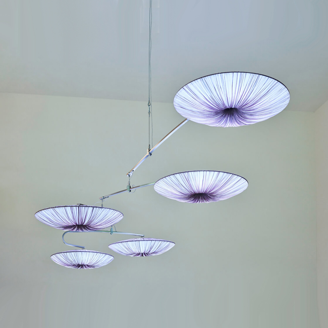 5 Stand by mobile Chandelier 16007
