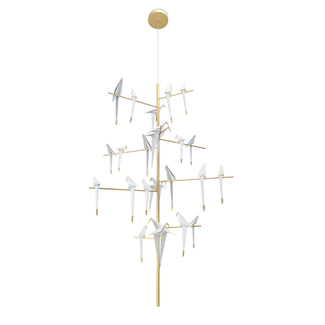 Moooi PERCH Chandelier 16967