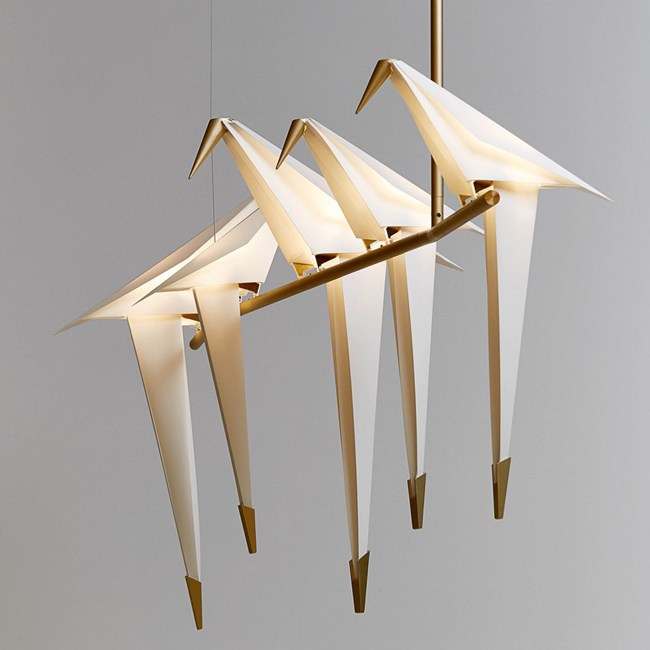 Moooi PERCH Chandelier 16968