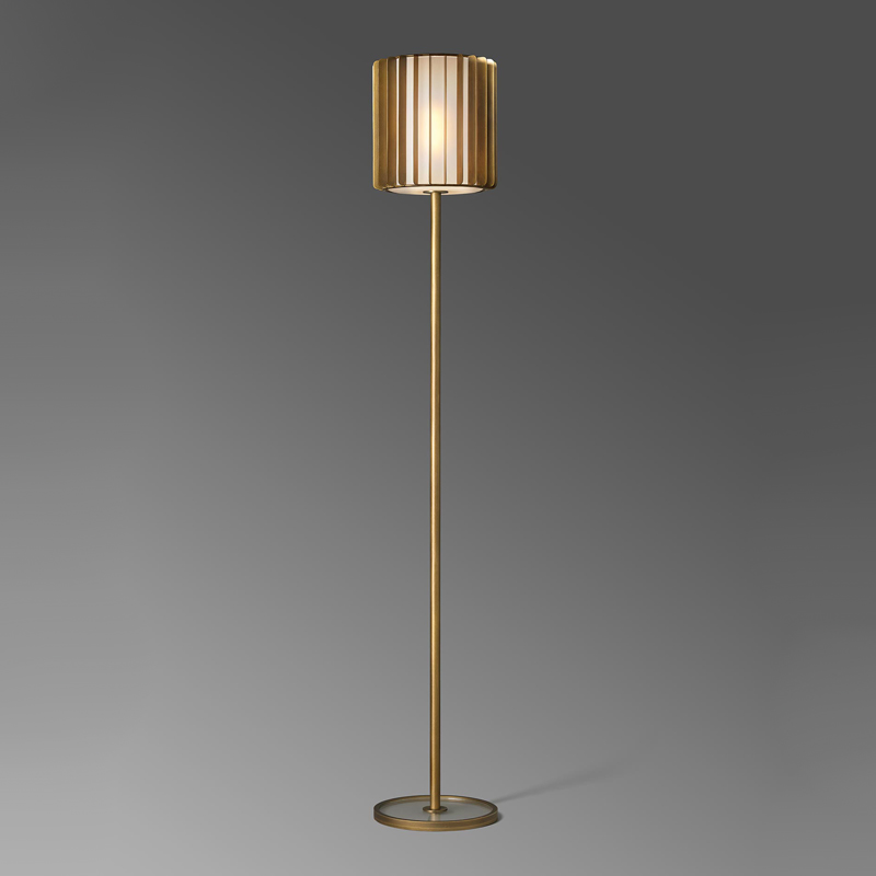 Duvernois Torchiere Floor Lamp 19042