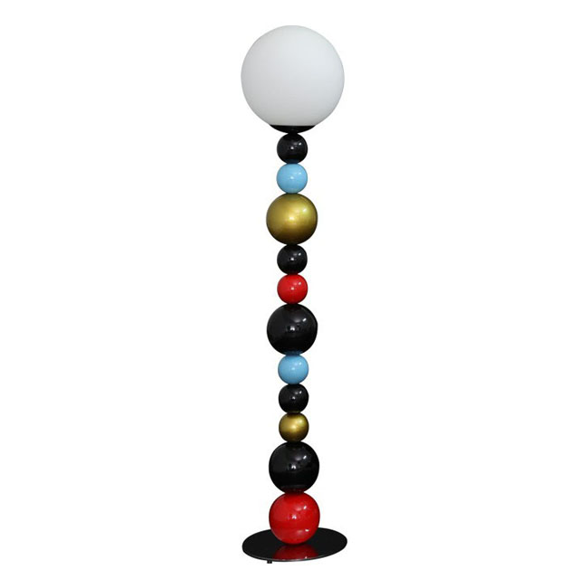 Modern Snooker Floor Lamp in Baked finish 9410
