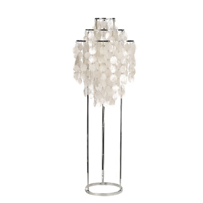 Modern Shell Floor Lamp 11218