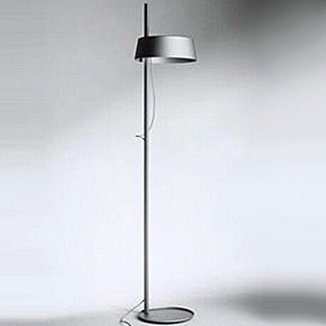 Modern Stein Hauer Aluminium Up and Down Floor Lamp 11355