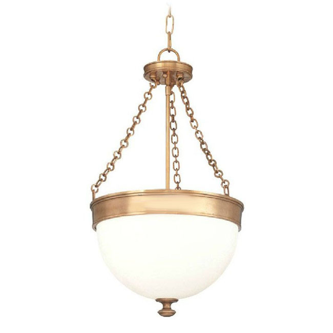 Modern Copper and Glass Pendant Lighting 9264