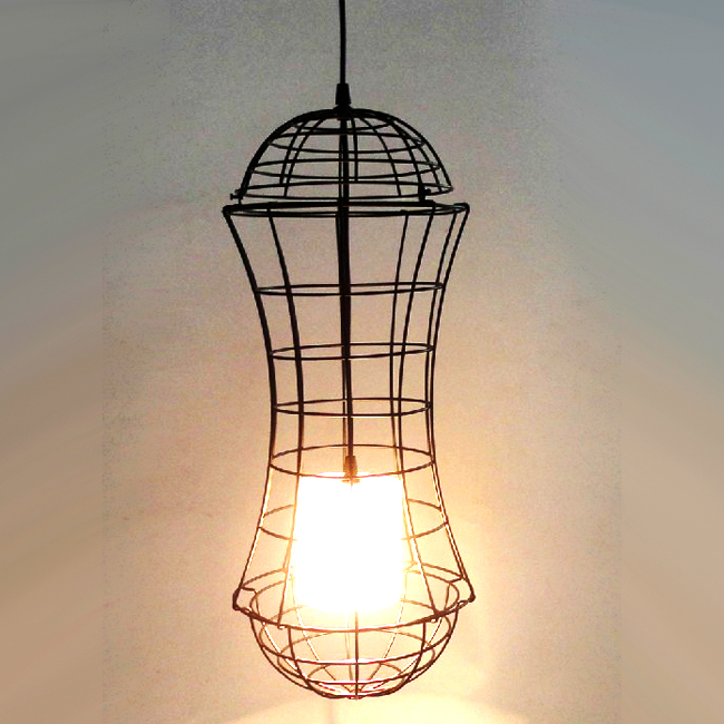 Modern Industrial Ironline Pendant lighting 9278