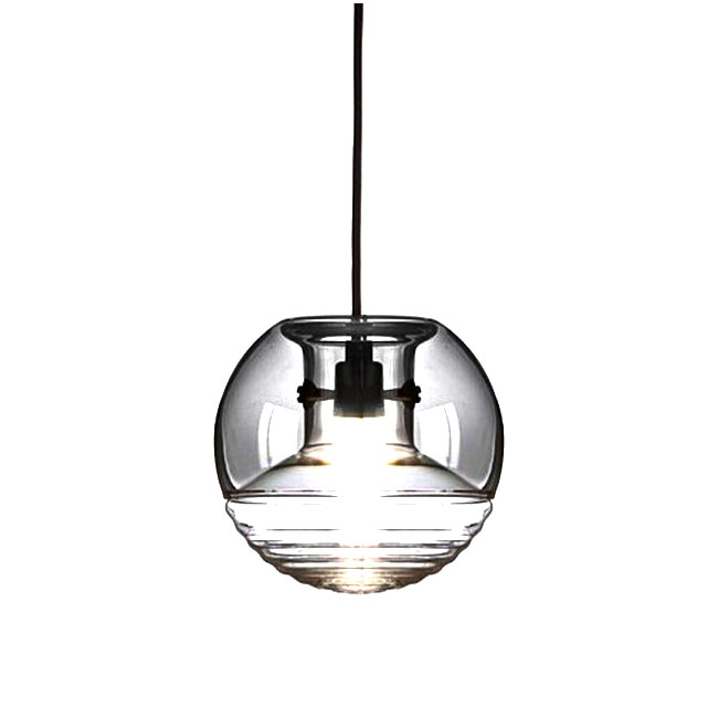 Tlask Smoke Glass Pendant Lighting 9497