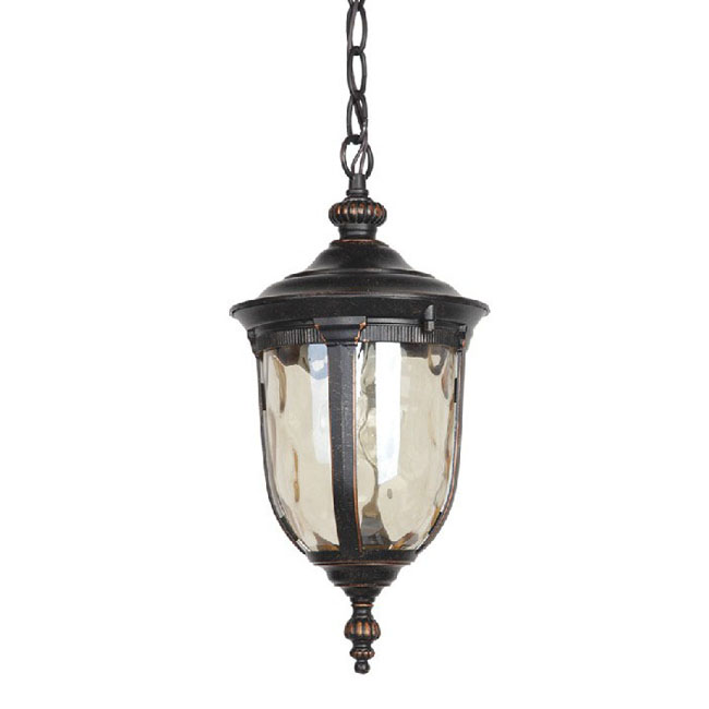 Outdoor Water Glass Ceiling Lighting 9583