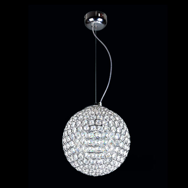 Modern Crystal Pendant Lighting 9663
