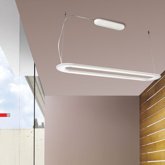 Modern Simple Aluminium Pendant Lighting  10351