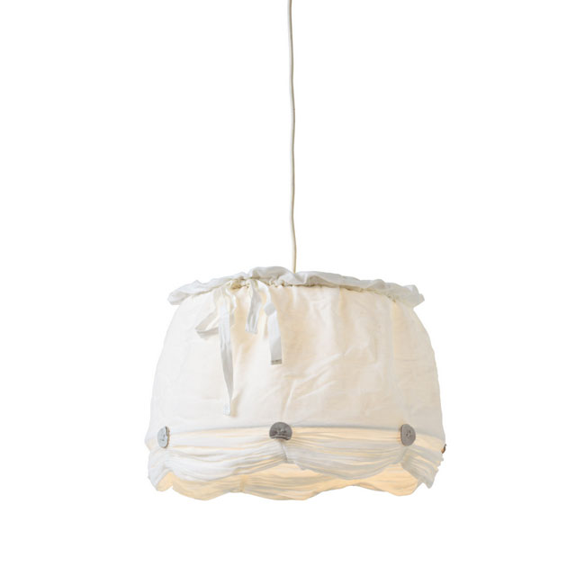 Modern Ikea Fabric Shade Pendant Lighting 10690