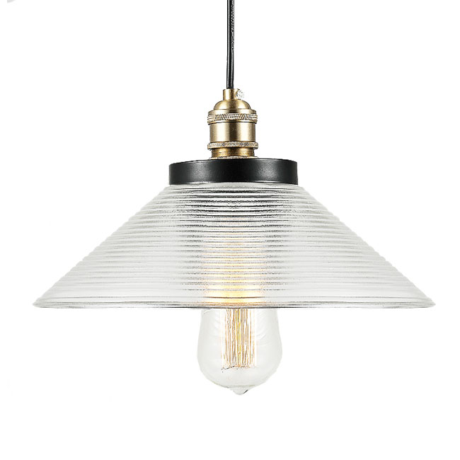 North Glass Strip Shade Pendant Lighting 10877