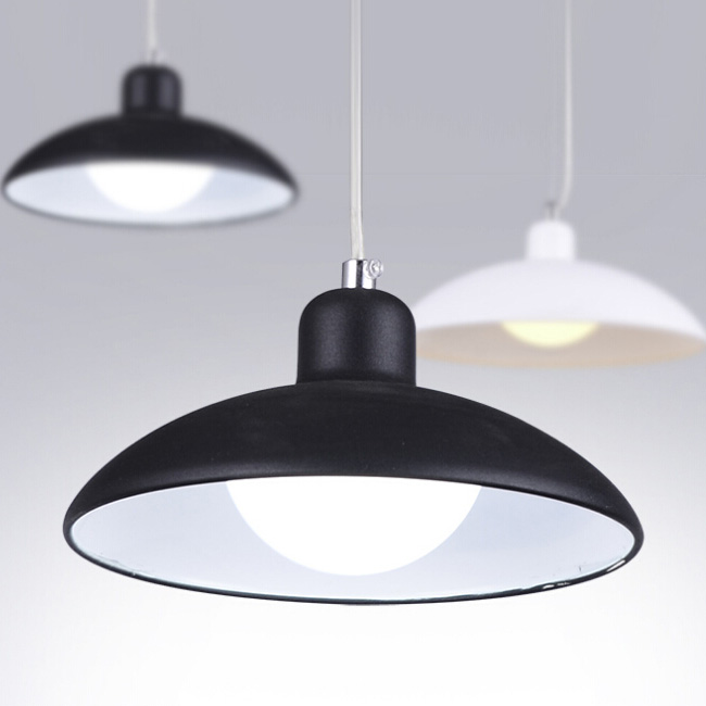 Modern Iron Shade LED Pendant Lighting 11742