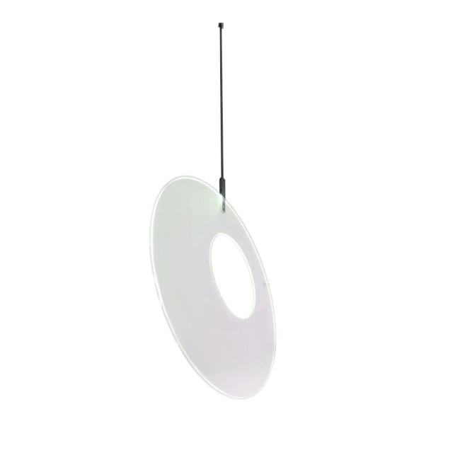 LED Big Acylic Ring Pendant Lighting 12332