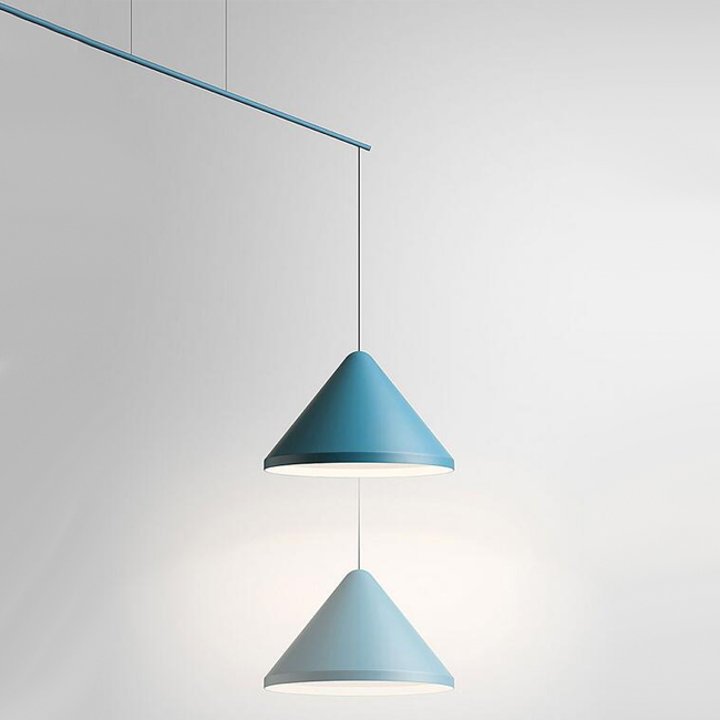 Twins Metal Shades Pendant Lighting13098