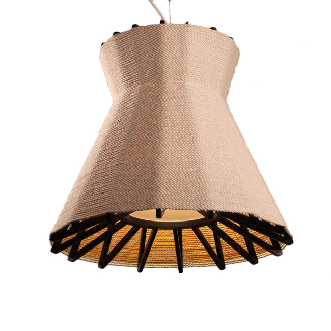 Matt Gagnon Wrapped Pendant Lighting 13913