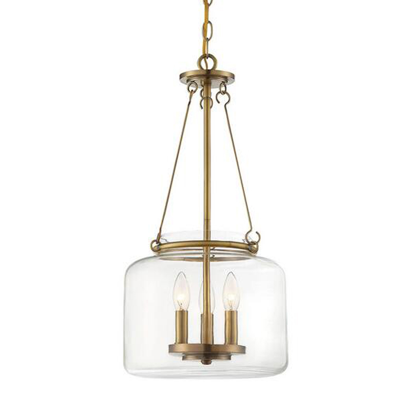 Akron 3 Light Pendant 18415