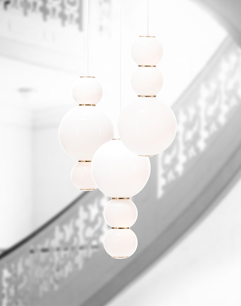 Pearls A Suspension lamp by Formagenda  18486