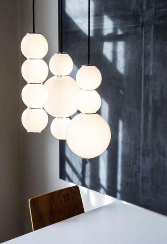 Pearls B Suspension lamp by Formagenda  18487