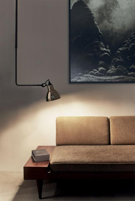 LAMPE GRAS - N°313  Steel by DCW éditions  18650