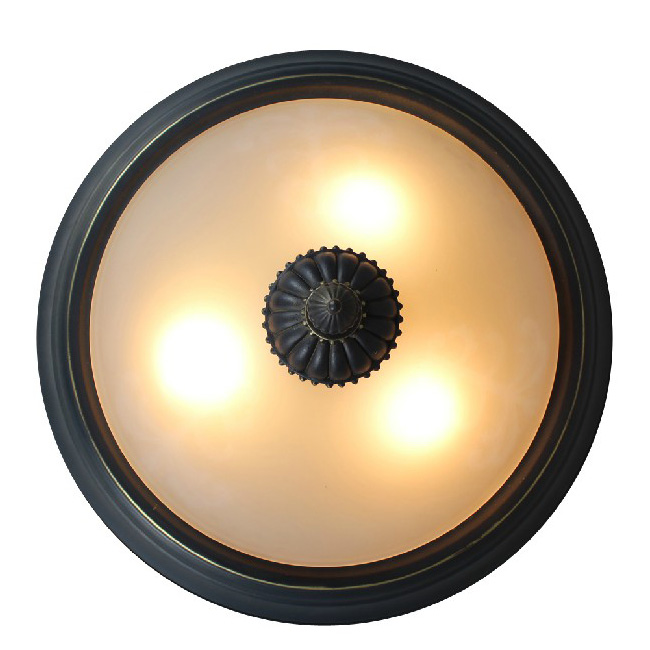 Antique Matte Glass Recessed Lighting 7463