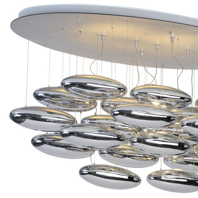 Ross Lovegrove Mercury iron Recessed Lighting 7684