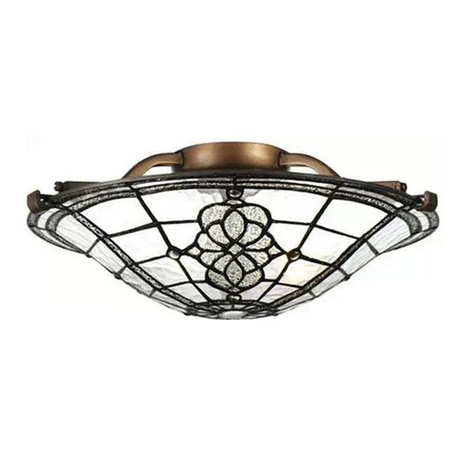Fantiny Metal and Handmade Glass Recessed Lighting 11290