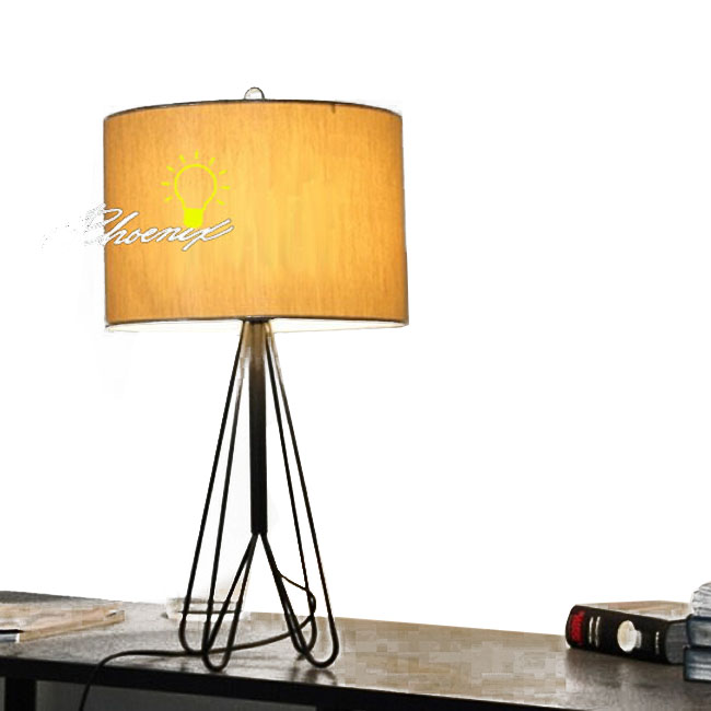 Apartment company desgin Table Lamp in Painted finish 8219