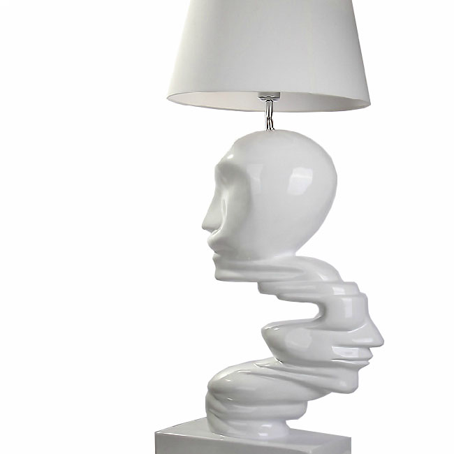 Modern FRP And Resin Table Lamp 10672