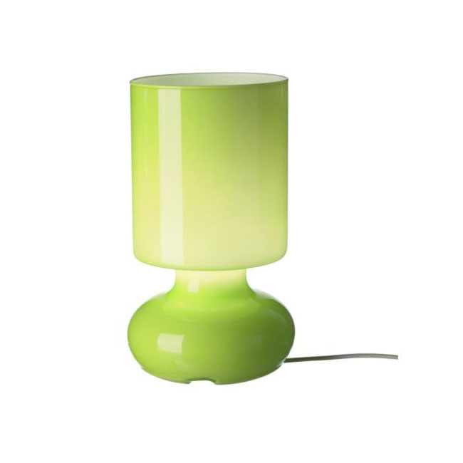 Sweden Modern Colorful Glass Table Lamp 10707