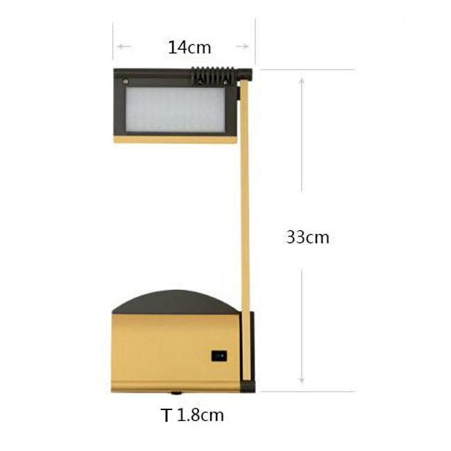 Modern LED USB Protected Eyes Table Lamp 11048