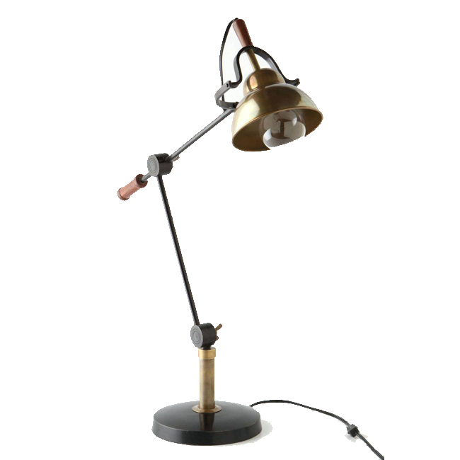 PHX Tall Adjustable Table Lamp 16325