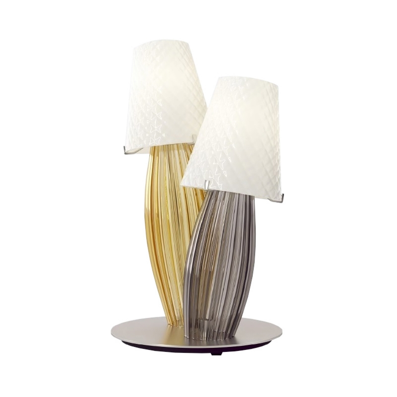 Colombina Double Venini Table Lamp 18764