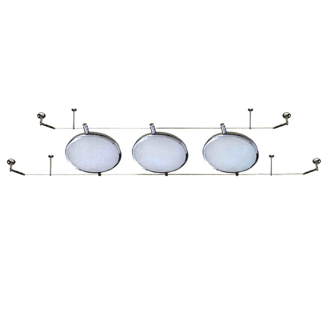 Modern Line Spot Wall Sconce in Aluminium Finish 10634