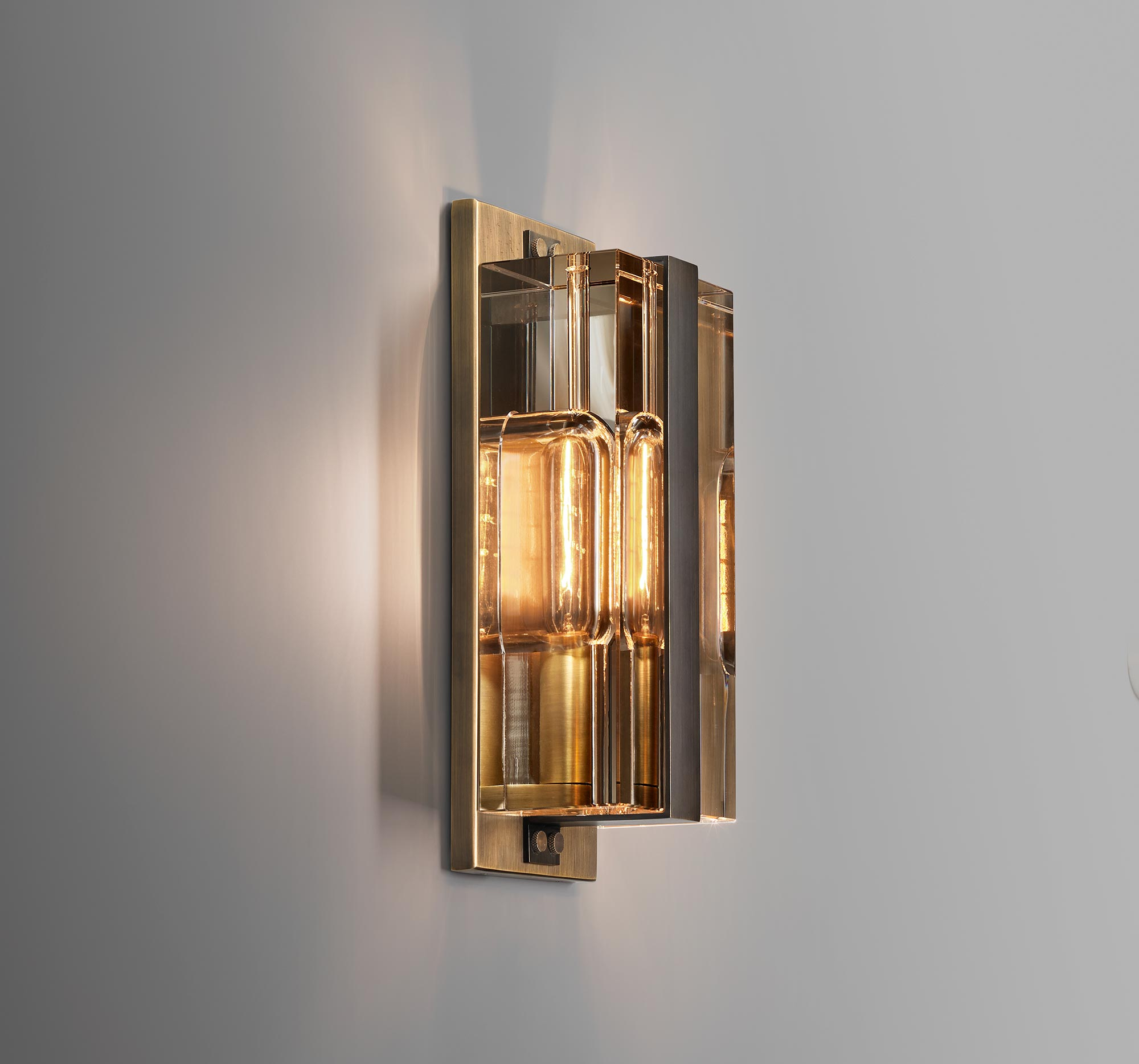 Glacon Short Sconce 19052