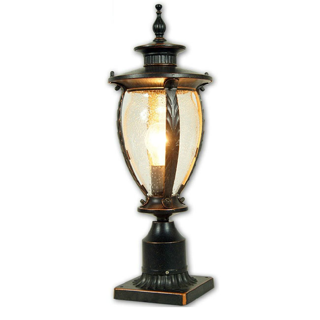 Outdoor 0508 Water Glass Wall Sconce 8573