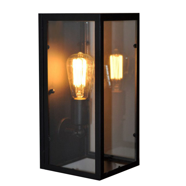 LOFT Industrial Box Wall Sconce 9814