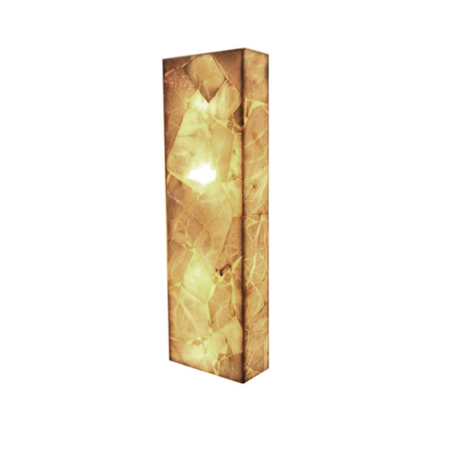 Modern Marble Shade Wall Sconce 10311