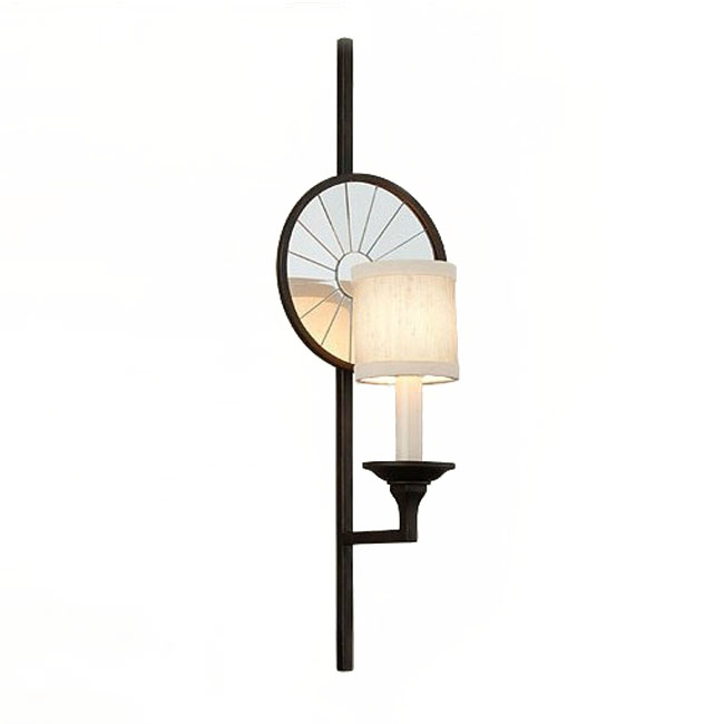 Modern Mirror Glass Wall Sconce 10449