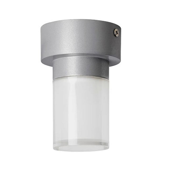 Modern PHX Outdoor Metal and Glass Shade Wall Sconce 10561
