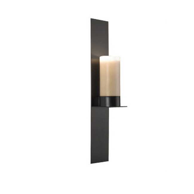 kevin reilly-Rum Antique Iron and Candle Wall Sconce 10647