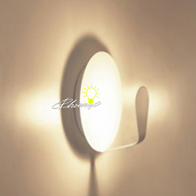 Modern Simple LED Wall Sconce And Lamp 9081