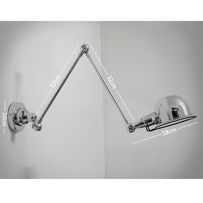 LOFT Industrial Walll Sconce and Lamp 9379