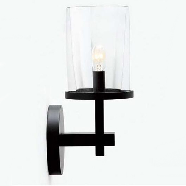 Alison Glass Wall Sconce 12666