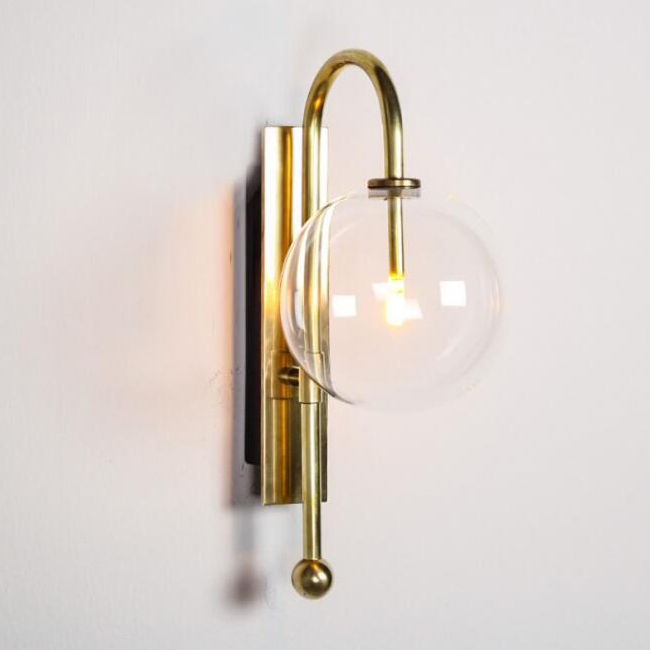 Brass Wall Sconce 14822